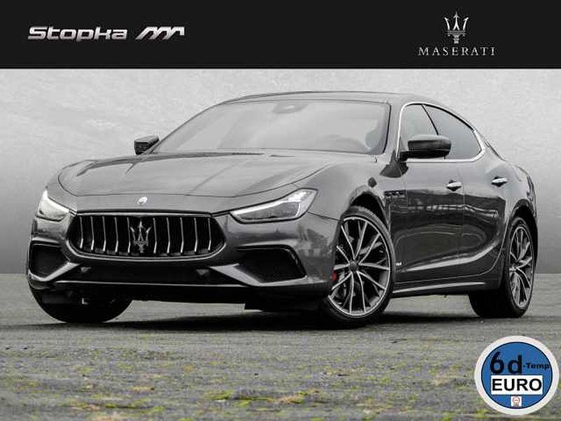 Maserati Ghibli GranSport MY19 *ACC*SD*LED*Harman*20Zoll*
