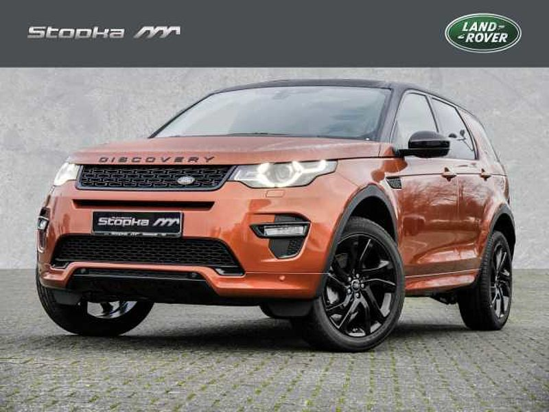Land Rover Discovery Sport HSE TD4 W.-Pak. Perf.Leas.549,-*