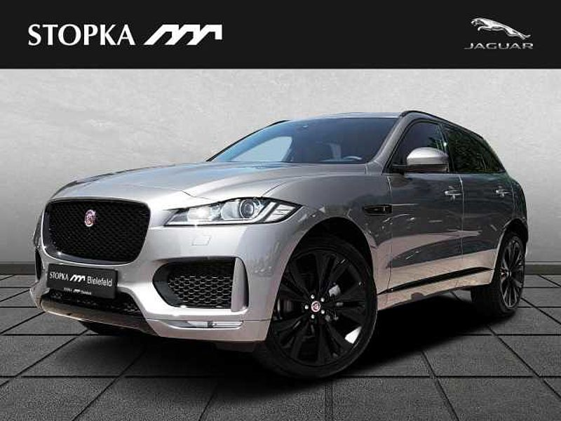 Jaguar F-Pace 20d AWD Chequered Flag*Perf.Leas. 649,-€*