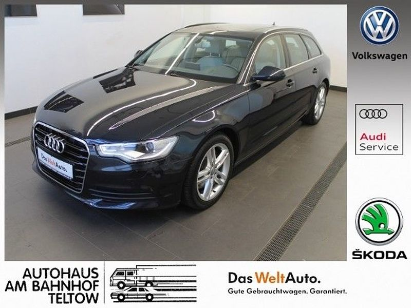 Audi A6 Avant 3.0TDI quattro S tronic*PANO*Standhz*BO