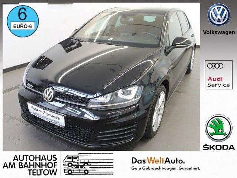 Volkswagen Golf VII GTD 2.0TDI *Navi DiscoverPro*EU6*Bi-Xen