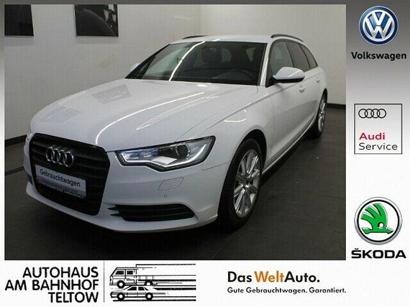 Audi A6 Avant 3.0 TDI *Xenon*MMI Navi*Alcantara*PDC