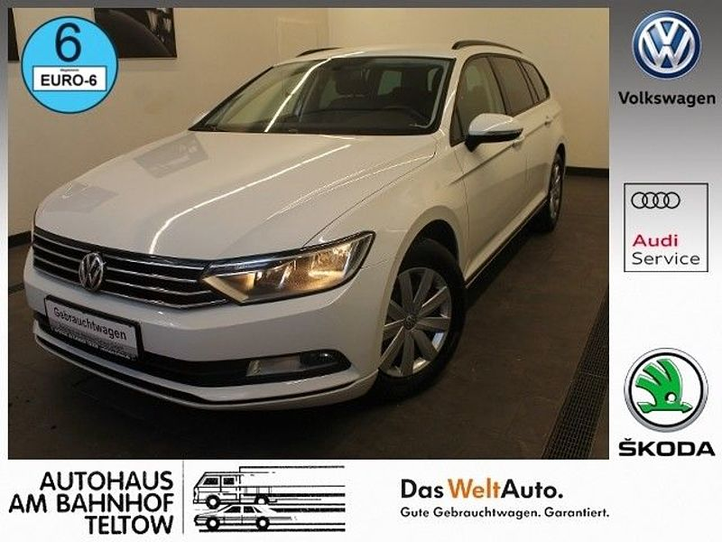 Volkswagen Passat Variant 2.0TDI EU6*AHK*GRA*SITZHEIZUNG*BU