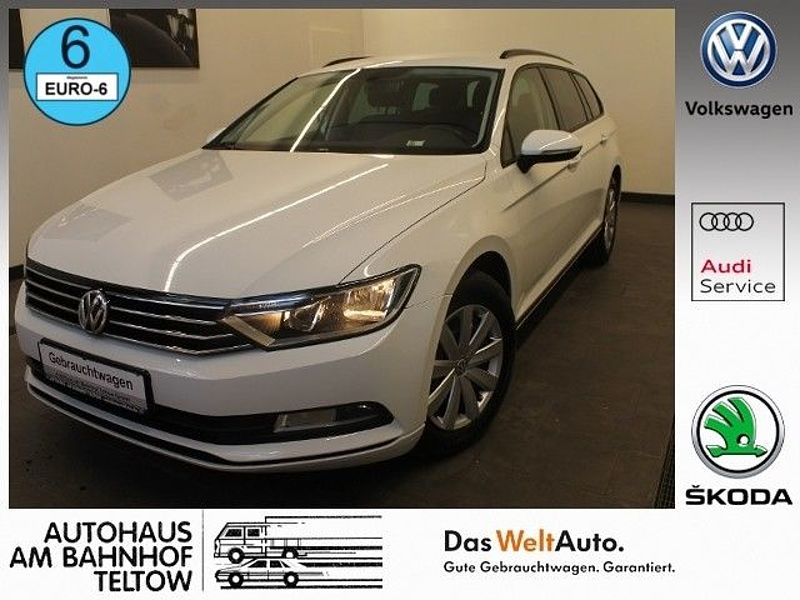 Volkswagen Passat Variant 2.0TDI EU6plus*Tempomat*Sitzheizu