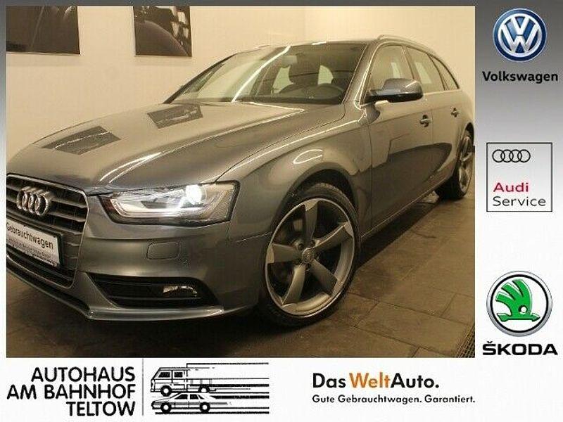 Audi A4 Avant Ambition 2.0TDI*XENON*Alcantara*PDC*GRA