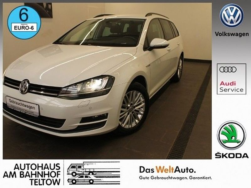 Volkswagen Golf VII Variant 2.0TDI CUP DSG EU6*AHK*PDC*Bi-X