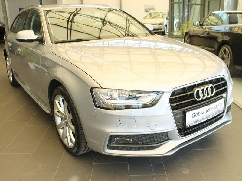 Audi A4 Avant 2.0TDI S-line*EU6*MMI Plus*PDC*XenonPlu