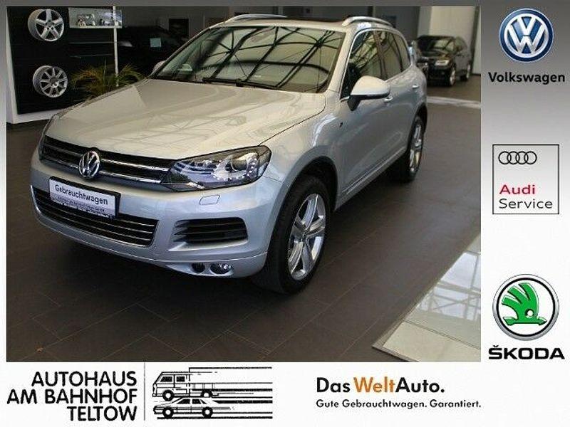 Volkswagen Touareg 3.0TDI V6 R-LINE*Vollausstattung*1.Besit