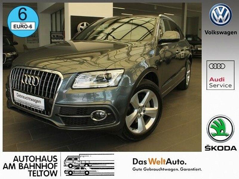 Audi Q5 3.0TDI quattro clean diesel*S-Line*Pano*Lane&amp,