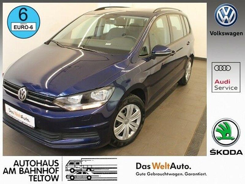 Volkswagen Touran 1.2TSI *7-Sitze*AHK*PDC*Climatronic