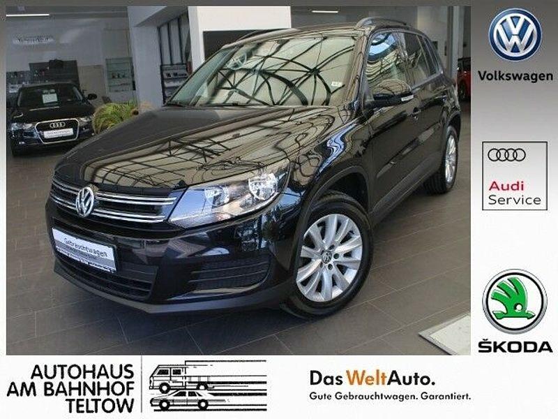 Volkswagen Tiguan 2.0TDI DSG 4Motion*Standheizung*Trend&amp, Fun