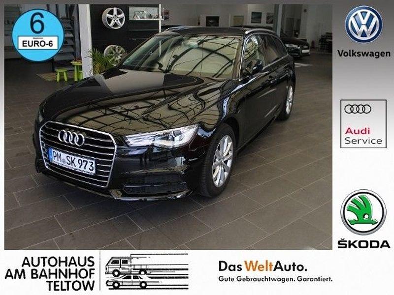 Audi A6 Avant 1.8TFSI EU6 *MMI NAVI*ALCANTARA*STANDHZ