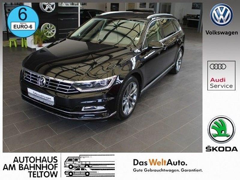 Volkswagen Passat Variant 2.0 TDI HIGHLINE EU6 R-Line*LED*N