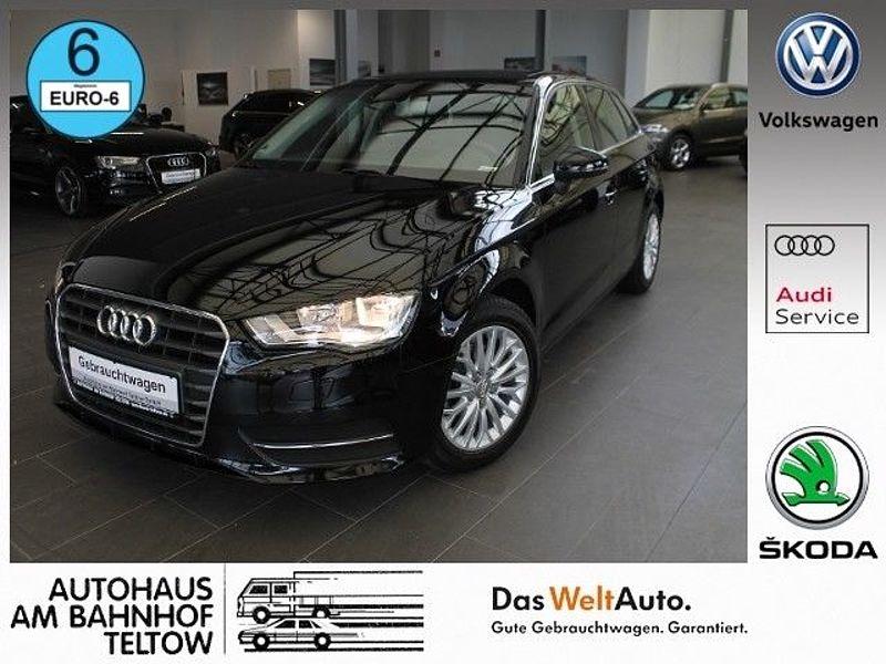 Audi A3 Sportback 1.6TDI AMBIENTE EU6*AHK*PANO-DACH*