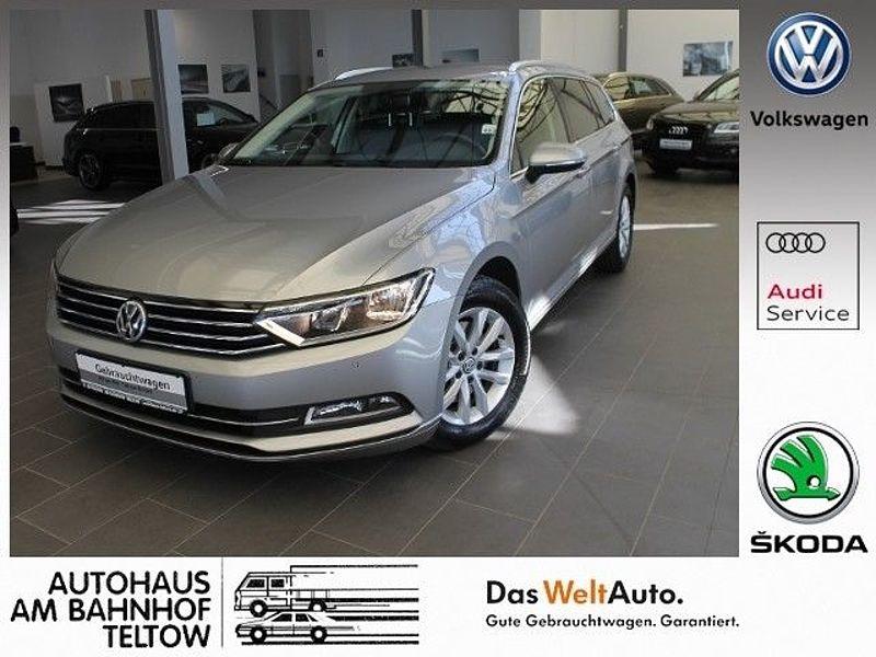 Volkswagen Passat Variant 2.0TDI Comfortline*Standheiz*EU6p