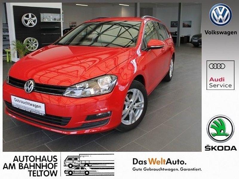 Volkswagen Golf VII Variant 1.4TSI Var. DSG Comfortline*GRA