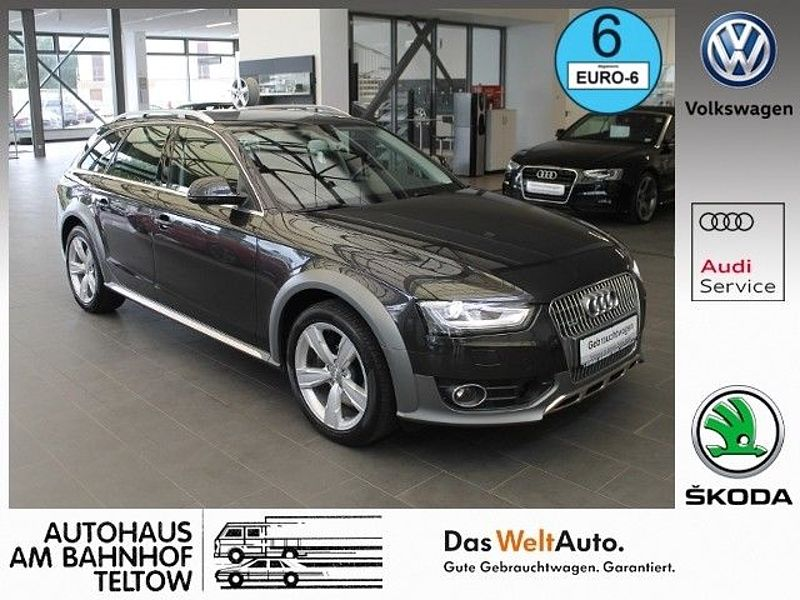 Audi A4 Allroad quattro 3.0TDI clean diesel*Panorama*