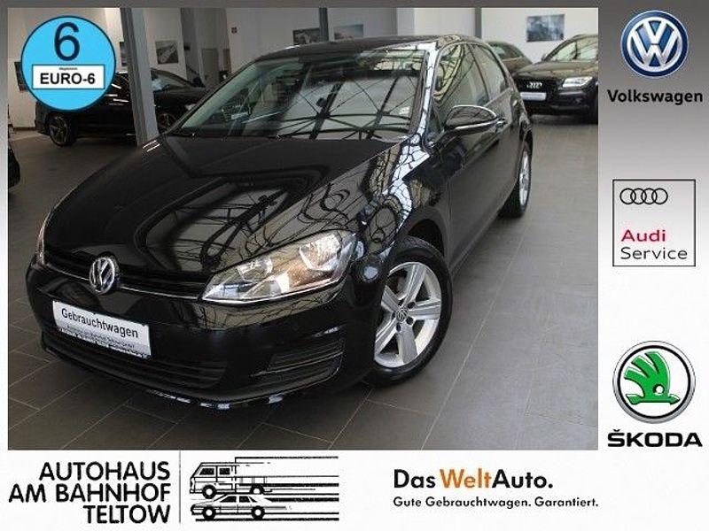 Volkswagen Golf VII 1.6TDI Comfortline DSG*Navi*EU6*Tempoma