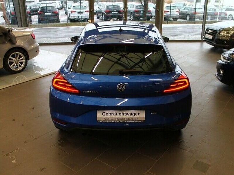 Volkswagen Scirocco 1.4TSI EU6*BMT*GRA*KLIMA*PDC*Sportsitze