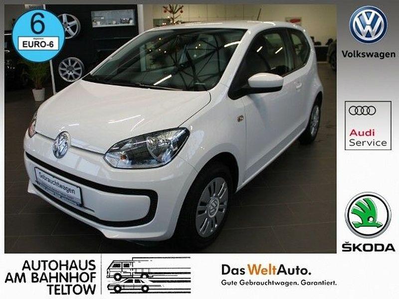 Volkswagen up ! move 1.0 EU6 cool&amp, sound*maps&amp, more
