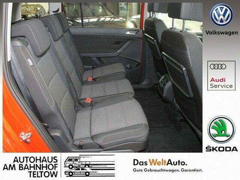 Volkswagen Touran 1.2TSI EU6 Comfortline*STANDHZ*KLIMA*