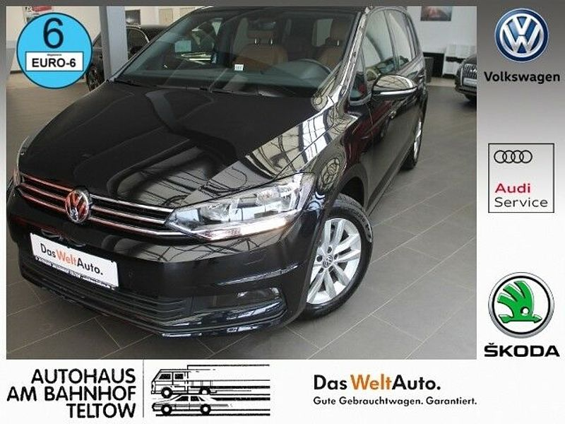 Volkswagen Touran 1.4TSI EU6 Comfortline DSG*Milano*Navi*AC