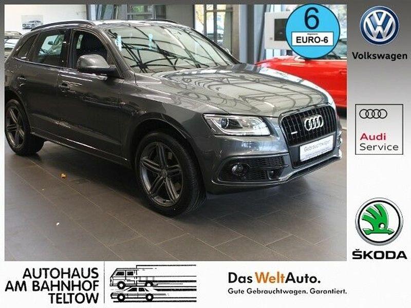 Audi Q5 3.0TDI quattro*MMI Navi*Standheiz*Panorama*EU