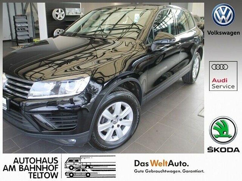 Volkswagen Touareg 3.0 V6 TDI BMT EURO6 *AHK*Navi*Bi-Xenon