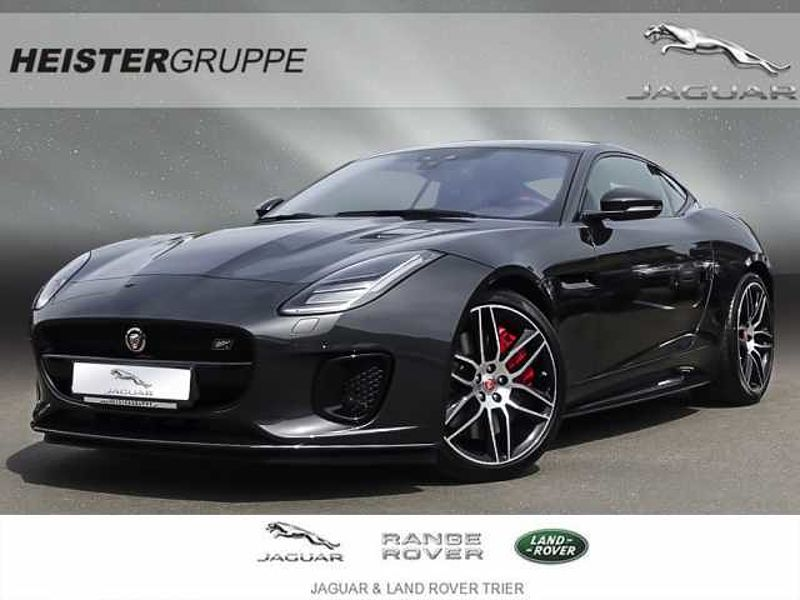 Jaguar F-Type Coupe AWD Chequered Flag *UPE 114.351 EUR*