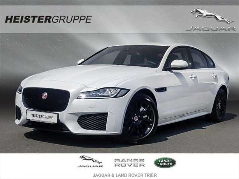 Jaguar XF 25t Chequered Flag *509 EUR Leasingrate*