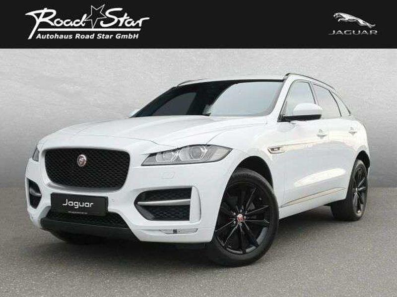 Jaguar F-Pace 30d AWD Portfolio 0,99% Finanz. 14-19.03.