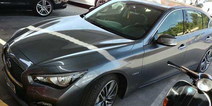 Infiniti Q50 3.5 Hybrid GT Sport AWD Aut.