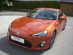 Toyota GT86 2,0 Boxer D4-S S