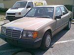 Mercedes-Benz 200 D - 300 DT Diesel  W 124 D Ds.