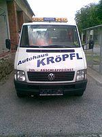Volkswagen LT 40 Fahrgestell Diesel LR TDI