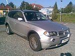 BMW X3-Reihe Diesel X3 2,0d Österreich-Paket