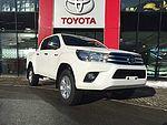 Toyota Hilux DK Active 4x4 2,4 D-4D Aut.