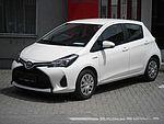 Toyota Yaris 1,5 VVT-i Hybrid Active