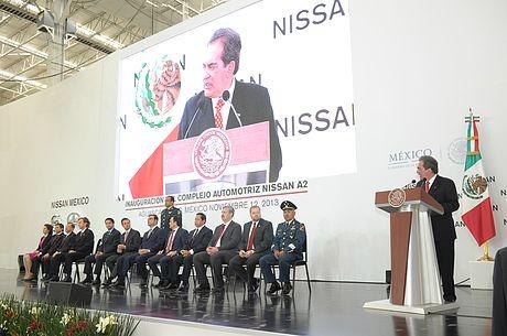 USA nuevo objetivo de Nissan