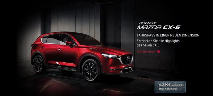openday Mazda Cx5