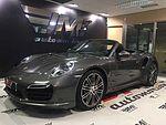 Porsche 911 Cabriolet Turbo PDK