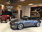 Porsche 911 Cabrio STROSEK DESIGN