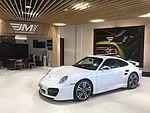 Porsche 911 Coupé Turbo Coupé