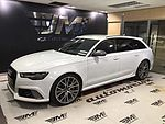 Audi A6 Avant RS 6 4.0 TFSI quattro Tiptronic