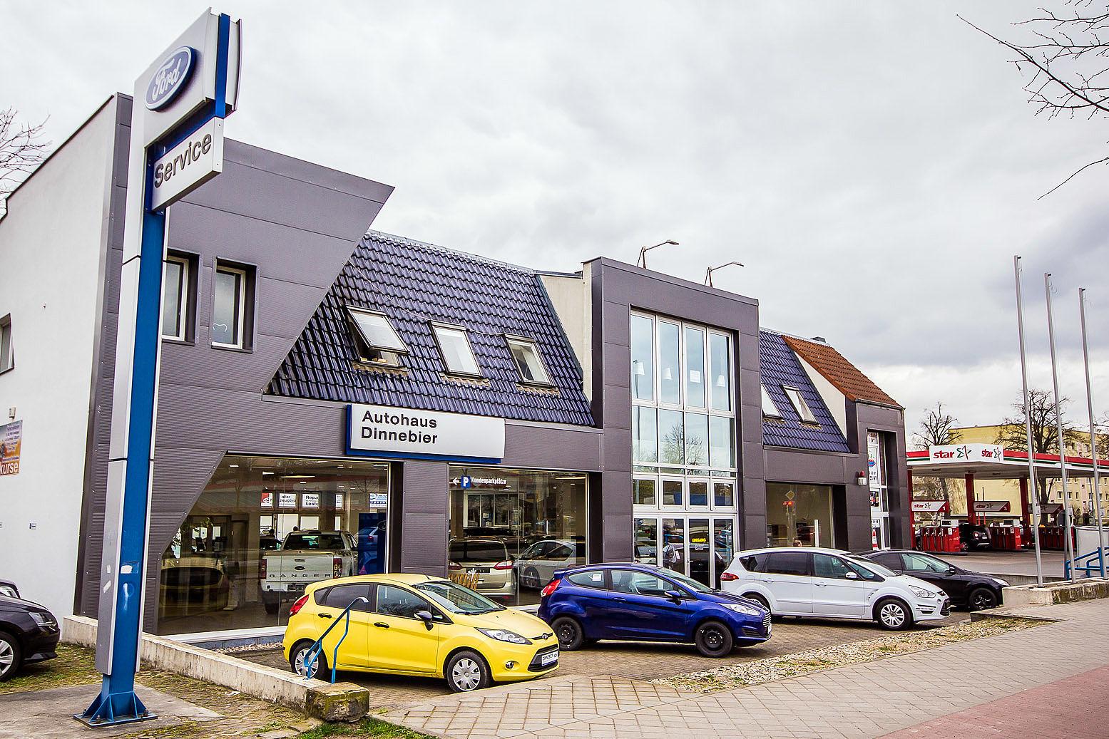 Oranienburg (Ford)