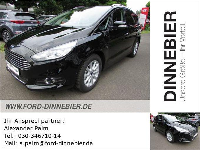 Ford S-MAX Titanium 2.0 TDCi *NAVI*PDC*XENON*TEMPOMAT*