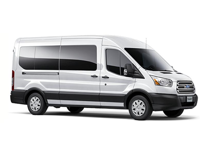 ANGEBOT - Ford Transit PKW Trend 310L3 - Weiß