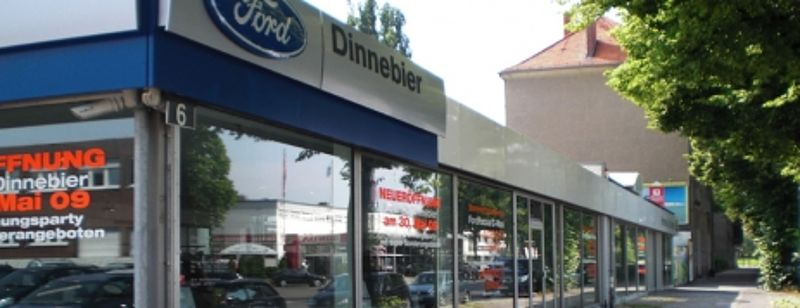 Der Service und Verkauf für Ihren Ford zieht um!