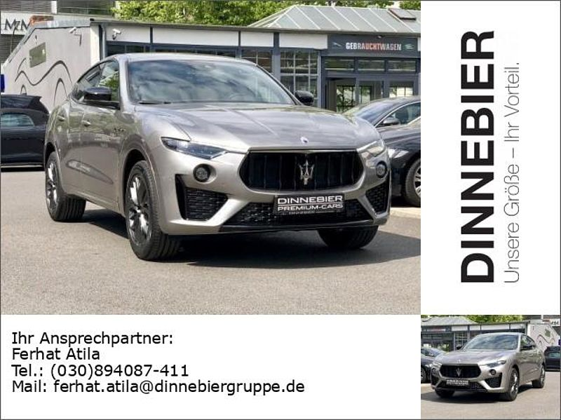 Maserati Levante GranSport S MY19 | MASERATI Berlin