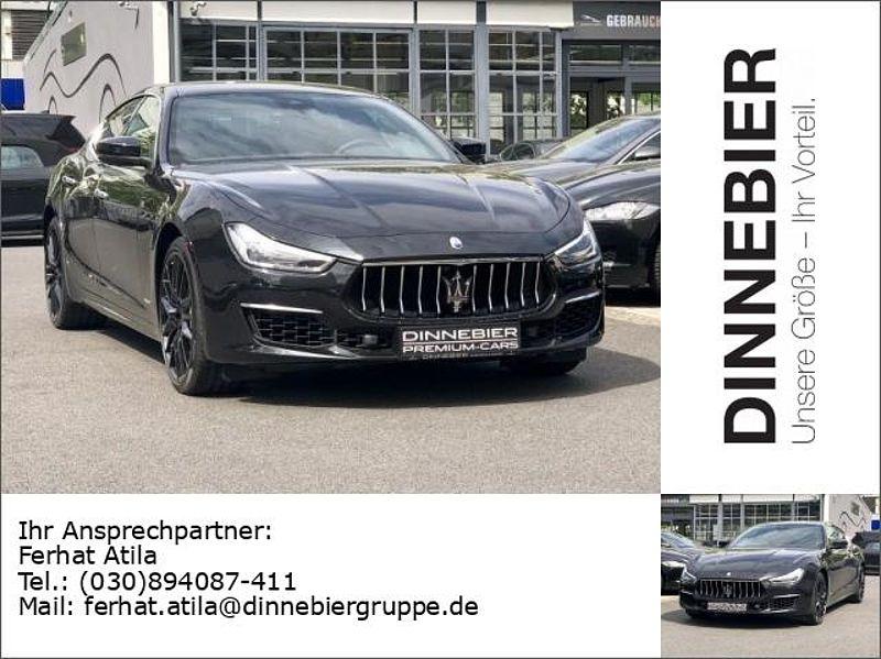 Maserati Ghibli GranLusso SQ4 MY19 | MASERATI Berlin